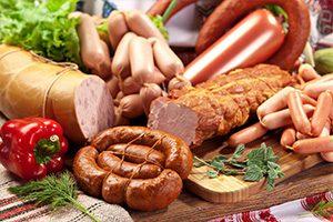 Рассольные смеси для производства продуктов из свинины и говядины